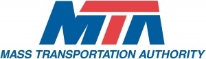 Copy of MTA logo with words underneath